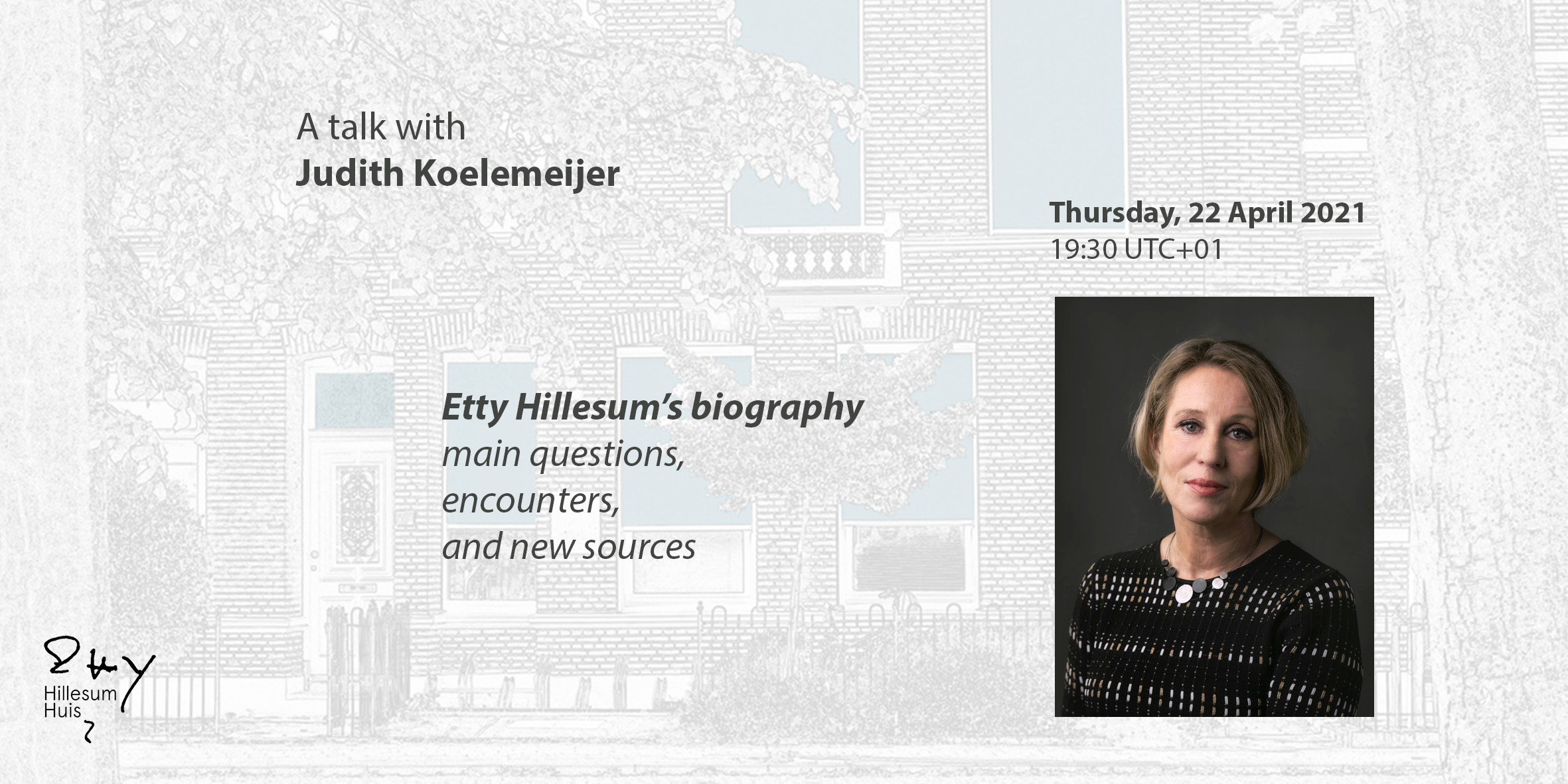 A talk with Judith Koelemijer